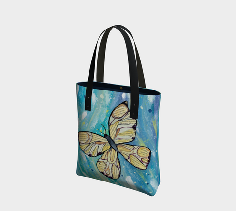 Bookerfly #2 Totebag