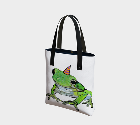Party Frog Tote