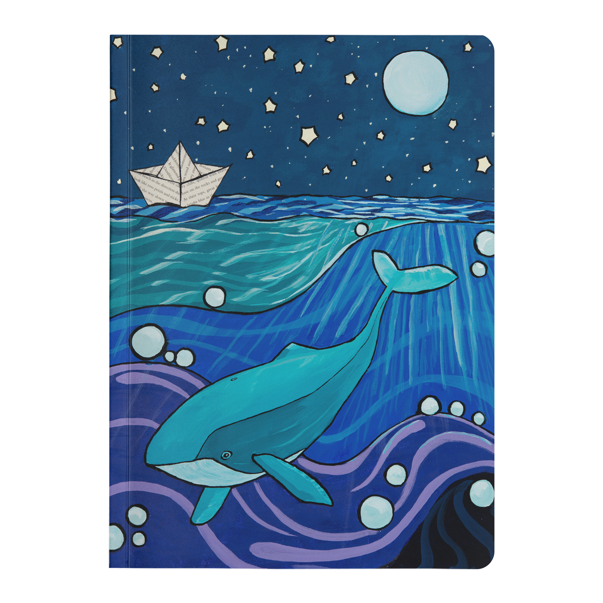 Whale Dreams Journal
