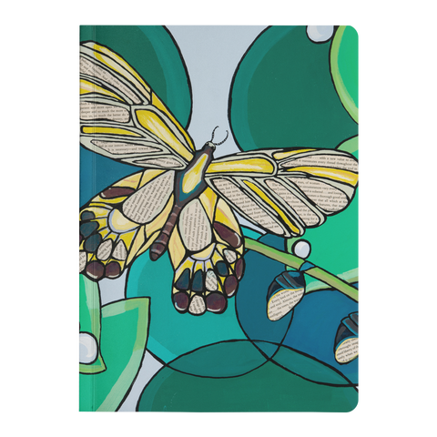 Bookerfly (butterfly) Journal