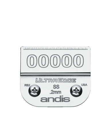 Andis UltraEdge® Detachable Blade, Size 00000