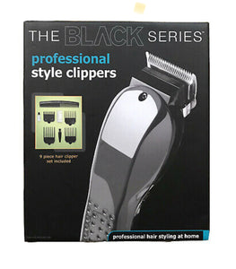 The Black Series Professional Styling Clippers