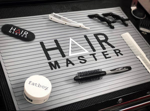 Hair Master Barber Station Mat