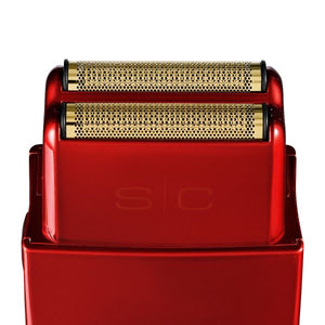 StyleCraft Wireless Prodigy Foil Shaver Head Replacement - Red