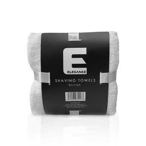 Elegance 3 Pack Shaving Towel
