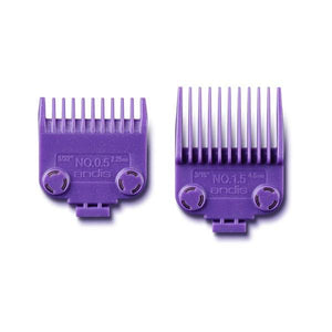 Andis Master® Magnetic Comb Set — Dual Pack 0.5 & 1.5