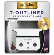 Load image into Gallery viewer, Andis T-Outliner® Replacement Blade - Carbon Steel