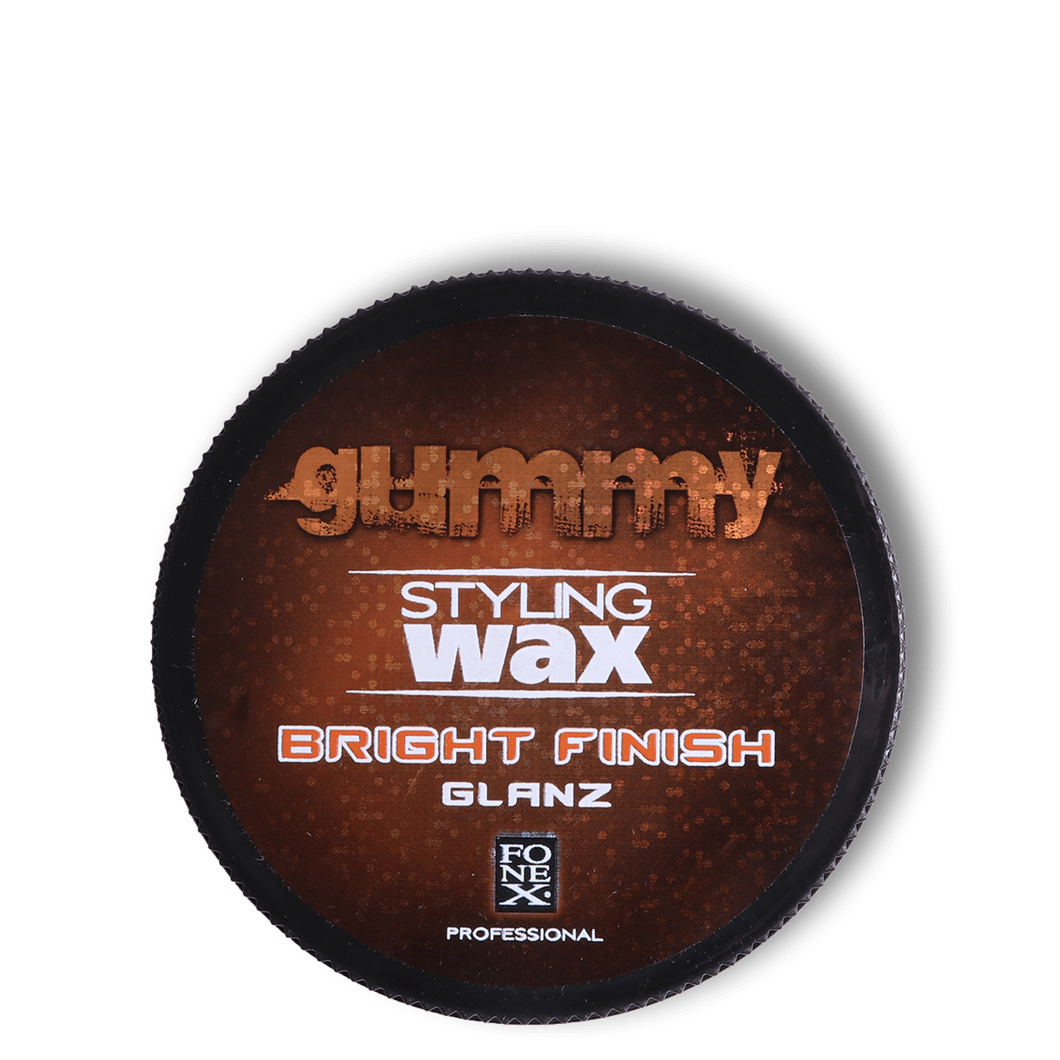 Gummy Professional Hair Wax BRIGHT FINISH 150ml