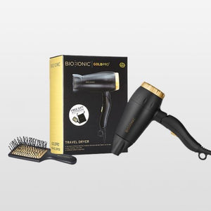 Bio Ionic GoldPro Travel Dryer