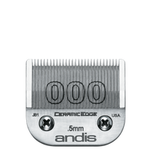 Load image into Gallery viewer, Andis CeramicEdge® Detachable Blade, Size 000