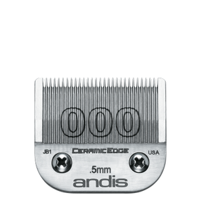 Andis CeramicEdge® Detachable Blade, Size 000
