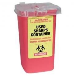 FantaSea Used Sharps Container