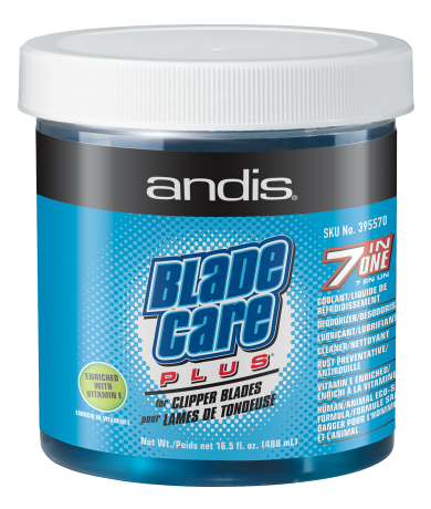 Andis Blade Care Plus® Dip Jar 16oz.