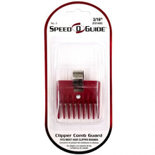 Load image into Gallery viewer, Speed-O-Guide Clipper Comb Guard - No. 0