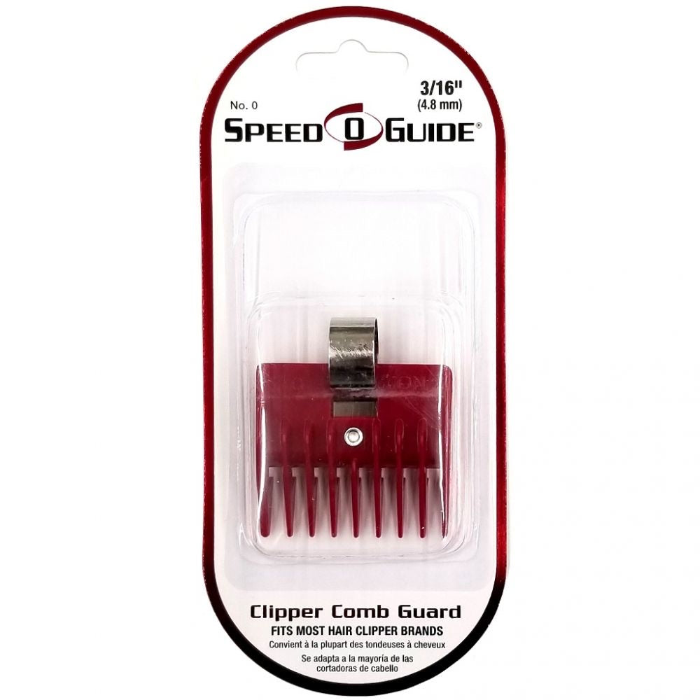 Speed-O-Guide Clipper Comb Guard - No. 0