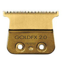 Load image into Gallery viewer, BaBylissPRO® FX707G2 Deep Tooth Gold Trimmer Replacement Blade
