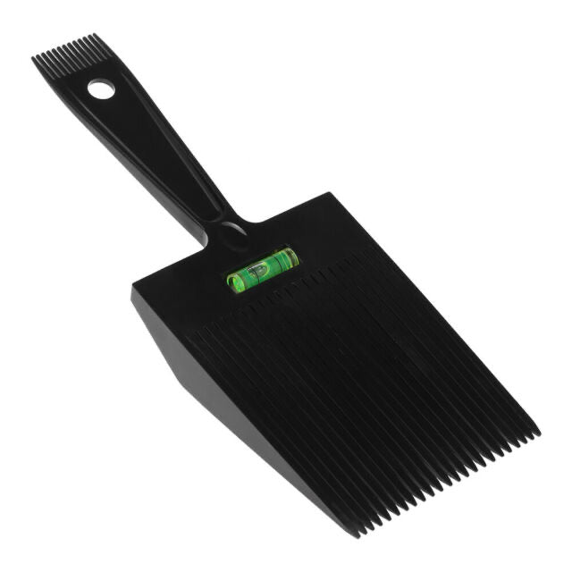 Scalpmaster Flat Top Comb With Levels