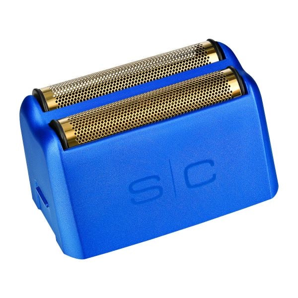 StyleCraft Wireless Prodigy Foil Shaver Head Replacement - Blue