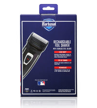Load image into Gallery viewer, Barbasol Rechargeable Foil Shaver