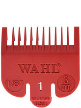 Load image into Gallery viewer, Wahl Color Coded Clipper Guide #1 #3114-603