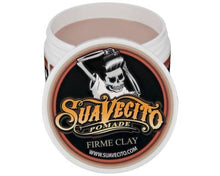 Load image into Gallery viewer, Suavecito Firme Clay Pomade