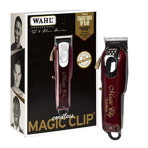 Wahl Professional 5-Star Cord / Cordless Magic Clip