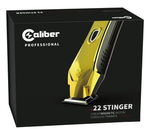 Caliber .22 Stinger Linear Magnetic Motor Cordless Trimmer