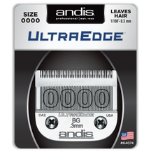 Load image into Gallery viewer, Andis UltraEdge® Detachable Blade, Size 0000