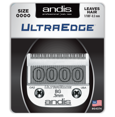 Andis UltraEdge® Detachable Blade, Size 0000