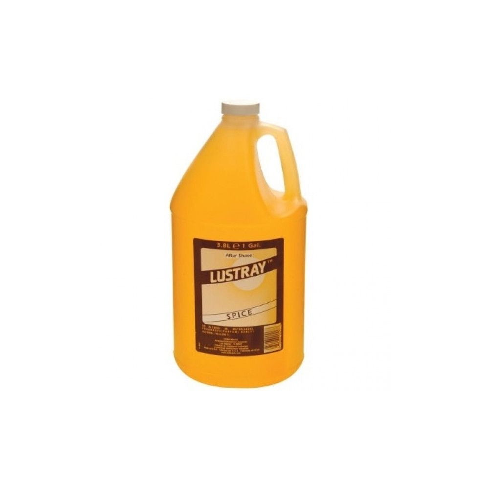 Lustray Spice After Shave - 1 Gallon