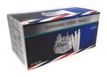 Load image into Gallery viewer, Shave Factory Styptic Pencils - 24ct Box