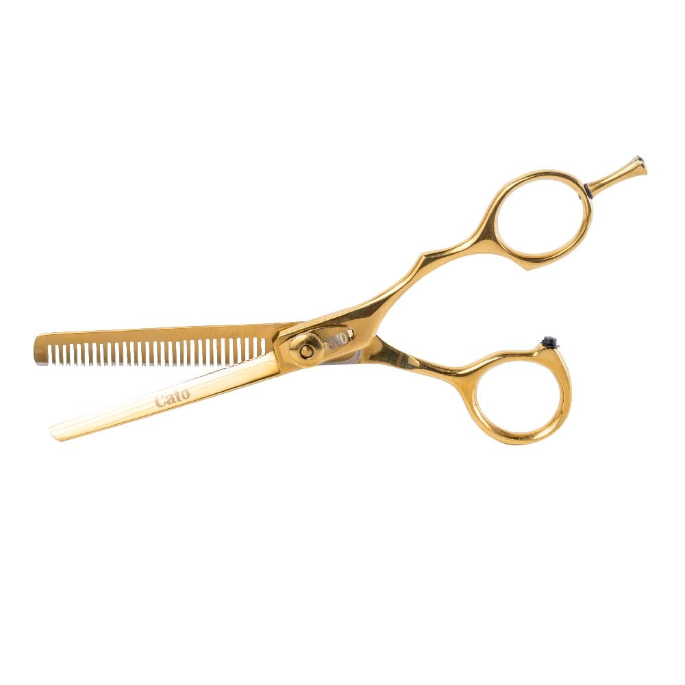 MD® Cato Thinning Shear 6.5″ - Gold