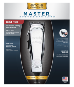 Andis Master® Adjustable Blade Clipper