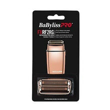 Load image into Gallery viewer, BaBylissPRO® Replacement Foil & Cutter for FXFS2 Rose Gold Color