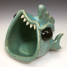 Load image into Gallery viewer, Soap Fish™ - Seafoam Glaze - Koi Fish - Piranha