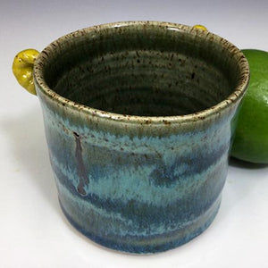 Monster Shot - Buggy Ben - Seafoam Glaze/YHorns