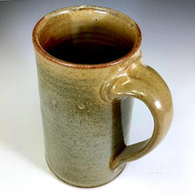 Load image into Gallery viewer, XL Stoic Mug - Righty - Shino Glaze
