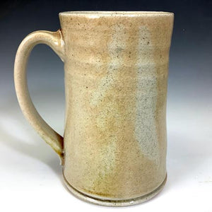 Regular Joe Mug - Tall - Shino Glaze