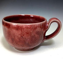 Load image into Gallery viewer, Cat's Regular Joe Mug - Cup - CopperRed Glaze
