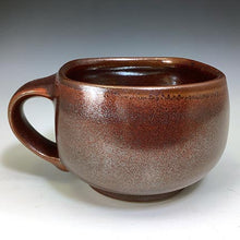 Load image into Gallery viewer, Cat's Regular Joe - Bowls with Handles - Mica Iron Red Glaze