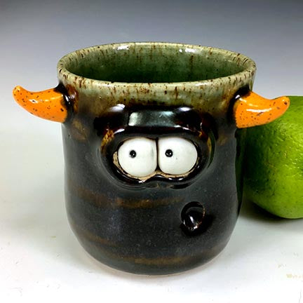 Monster Shot - AKD Glaze - OrangeHorns - Oops!