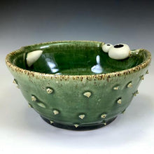Load image into Gallery viewer, Ooglie Eye Bowl Small - SECOND - Oscar Glaze - Toof - PointyBits!