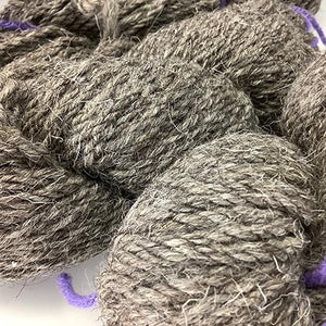 Cat Spun Yarn - Karakul Three Ply