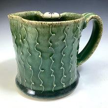 Load image into Gallery viewer, Ooglie Eye Mug - Righty - Oscar Glaze - Fang - Squiggle