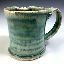 Load image into Gallery viewer, Ooglie Eye Mug - Righty - Celadon Glaze - RedEars