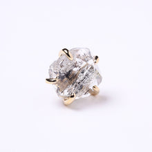 画像をギャラリービューアに読み込む, Enasoluna×STAIR Timeless pierced(herkimer quartz)