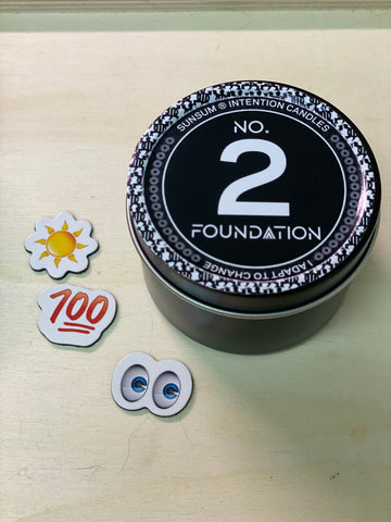 No. 2 - Foundation sporting black for summer 2021