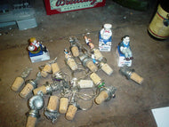 1970's Wine Bottle Stoppers - Benson Fine Wines