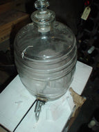 1940's Large Whisky Jar - Benson Fine Wines