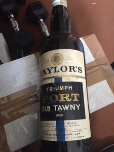 Taylors Triumph Old Rich Tawny Port - Benson Fine Wines